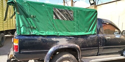 land cruiser pickup covers for sale
