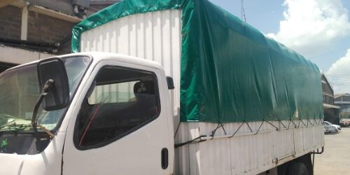 Lorry Cover for slae in Kenya