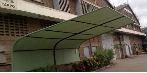 car parking shade design Nairobi Kenya