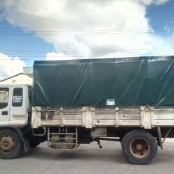 lorry cover  250x250