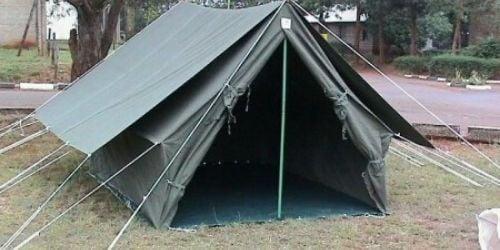 military besh tent