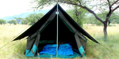 military bush tent 2